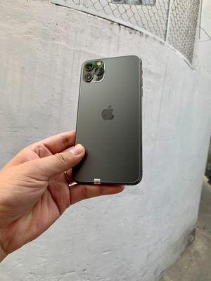 Bán gấp iPhone 11 pro max - còn áp suất- full xanh