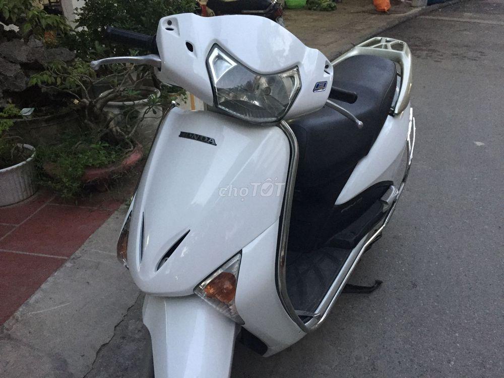 Honda Lead fi phun xăng điện tử 2k12