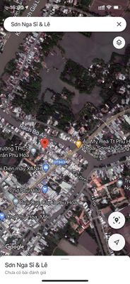 Nhà và đất tại TT Phú Hoà
