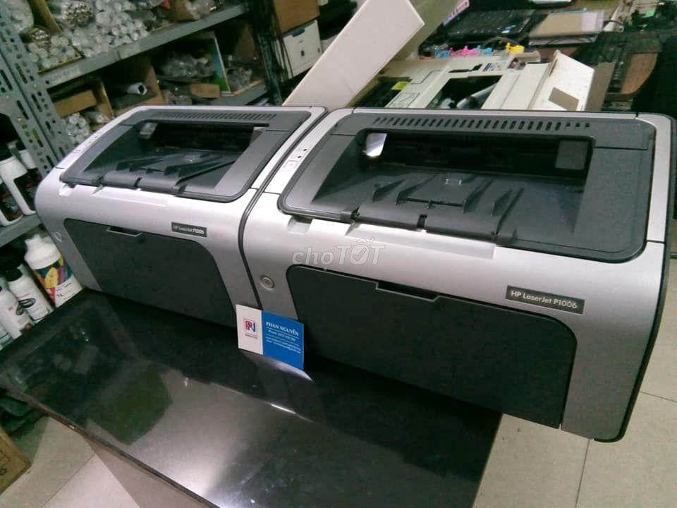 Máy In Laser HP 1006 Siêu Bền - BH 6 tháng
