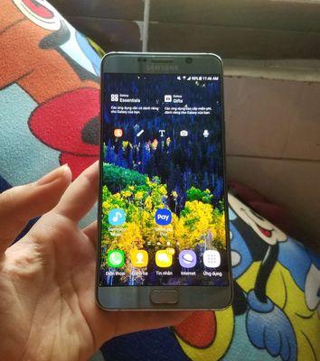 Cần bán Galaxy NOTE 5 32GB CẢM BIẾN MƯỢT