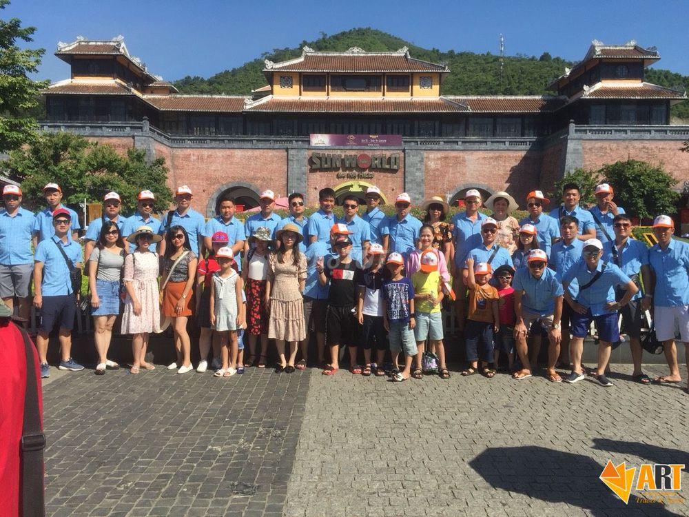 Tour du lịch Đà Nẵng - Sơn Trà - CLC - Hội An 3N2Đ