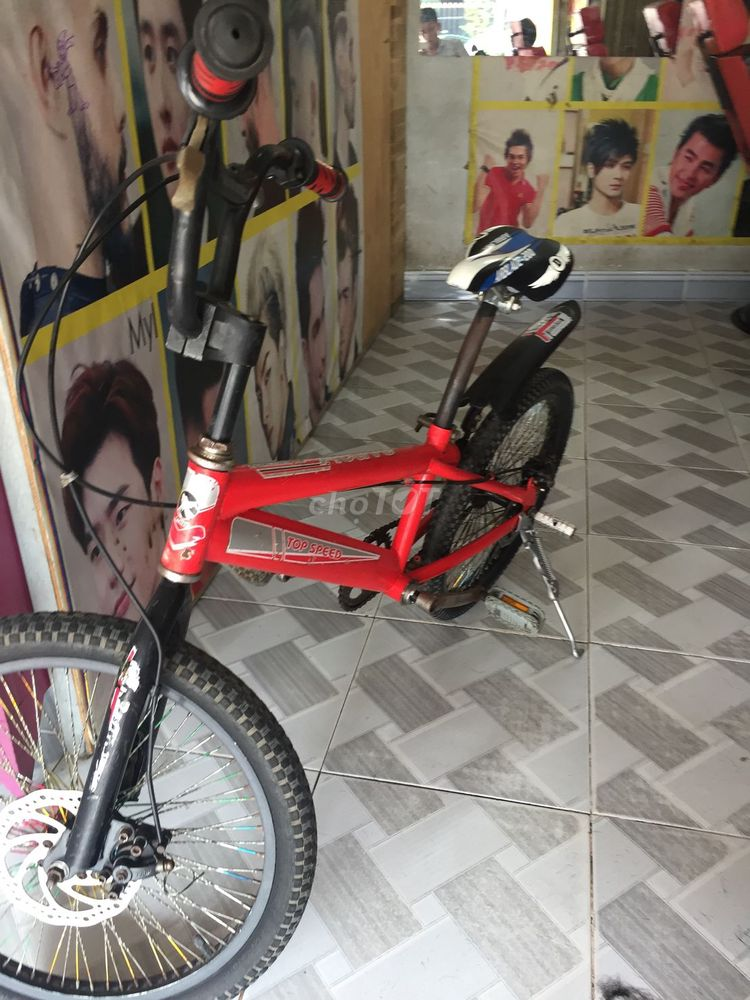 Bán xe đạp ROTPoop như hình