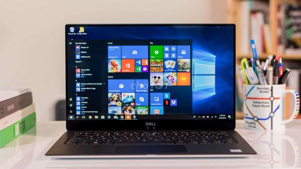 "Dell XPS-9370, 13""FullHD, i5-8250u, 8g, 256g, 99%"