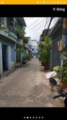 Cần bán nhà HXH 1 sẹc Nguyễn Tư Giản P12, Gò Vấp
