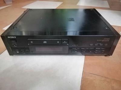 Đầu đĩa CD X555ES ( Sony Cdp-X555ES ) giá rẻ  lắm
