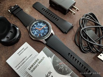 Ss galaxy watch 46mm