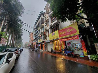 Nhà phố Mai Dịch, ô tô, kd, 105m2, MT 7m, 16.8 tỷ.