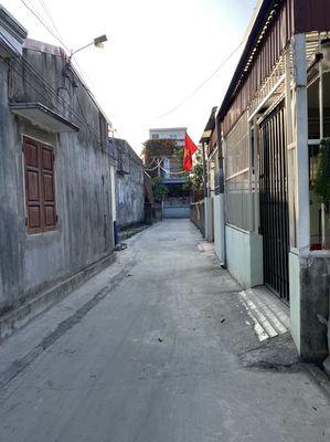 Chính chủ cần bán đất mặt đường ngõ Huyện An Dương