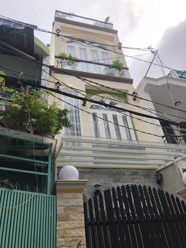 Bán gấp nhà 38m2 Đinh Tiên Hoàng, quận Bình Thạnh