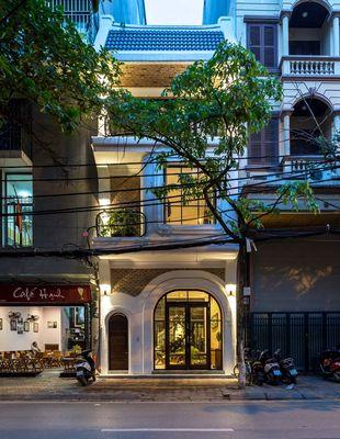 Bán gấp nhà mặt phố Triệu Việt Vương 160m2,MT7m.