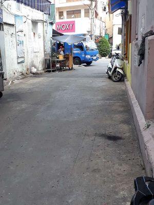Gia đình cần bán nhà HXH Nguyễn Đình Chiểu Quận 3