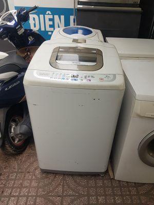 máy giặt Hitachi 10 kg lòng inoxx rộng, bh 6 tháng