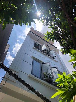 Nhà 4 tầng x 39m2 phố Phạm Hữu Điều