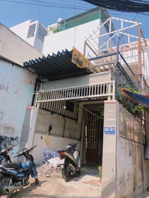 Bán nhà hẻm Tân Kỳ Tân Quý 1 lầu 64m2 shr