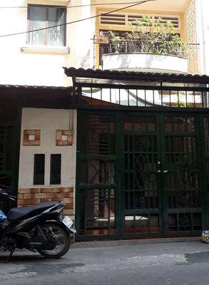 Nhà Phú Nhuận, dt đẹp, giá tốt, 5.5x20, 110m2