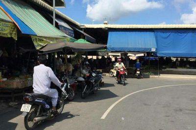 Đất chợ Long Phú Huyện Long Thành 95m2