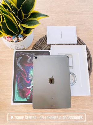 Apple iPad Pro 11 inch 2018 256 GB mới dùng