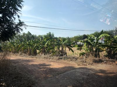 Đất Hàm Tân ngay KCN 3 mặt tiền, có thổ cư
