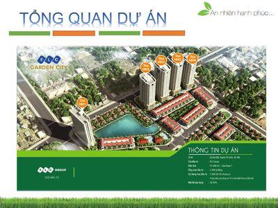 Chung cư FlC Garden City 66m² 2PN