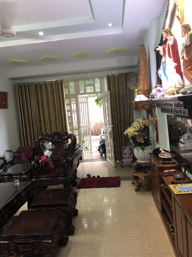 Nhà hẻm Thoại Ngọc Hầu 4,5x17m đúc 2 lầu đẹp.