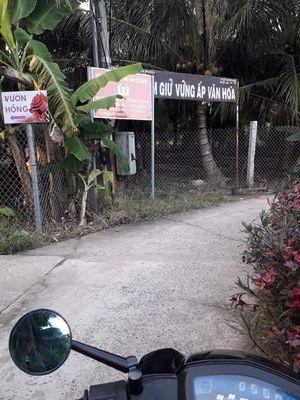Đất 2 mặt tiền Phú an khang đẹp 100m²