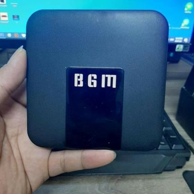 TV BOX BGM - S905W, 2GB Ram,16GB , Android 9