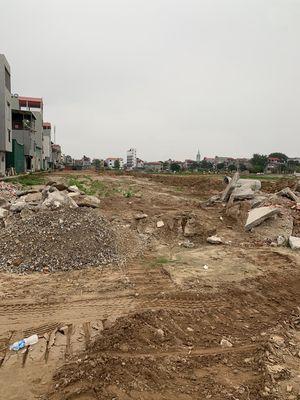 Lô làn 2 hướng bắc dự án Gia Đông Thuận Thành