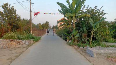 Bán lô đất 50m2 tại Đặng Cương  , An Dương đường 5