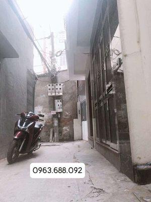 Bán nhà ngõ 51 Thái Hà cách ô tô 15 m 100tr/1m