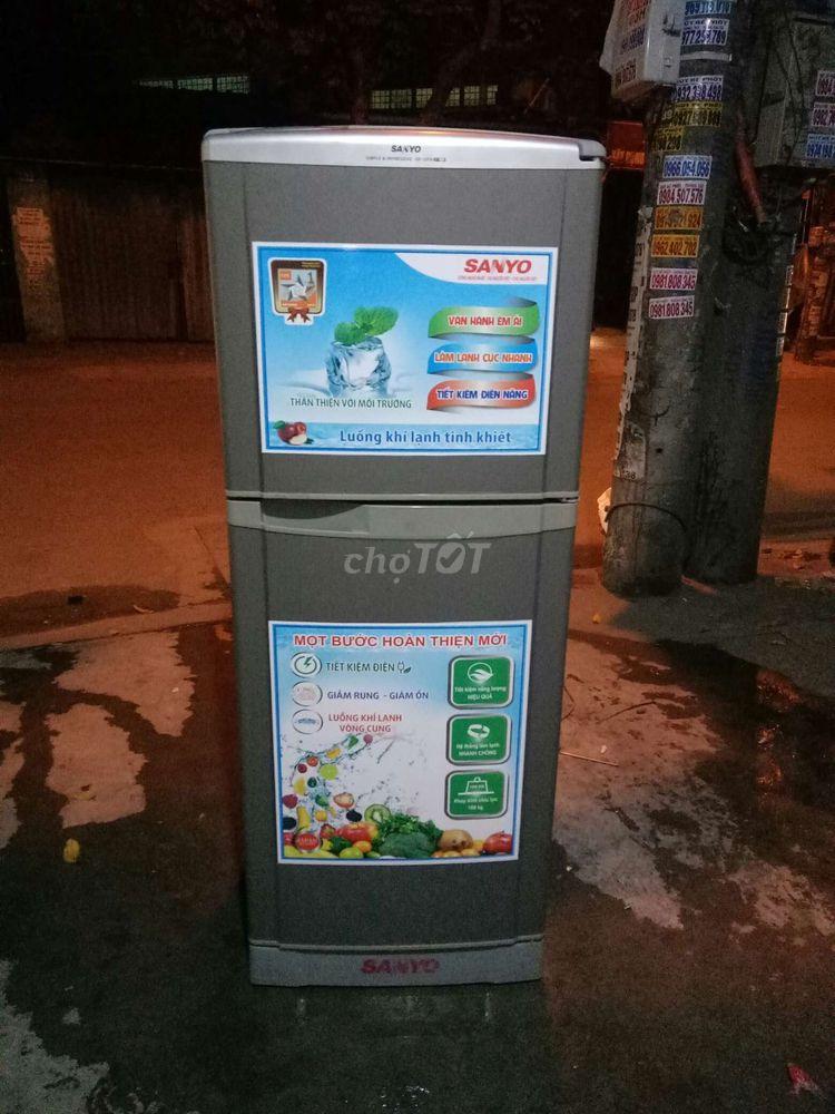 tủ lạnh Sanyo 140lit zin nguyên bản