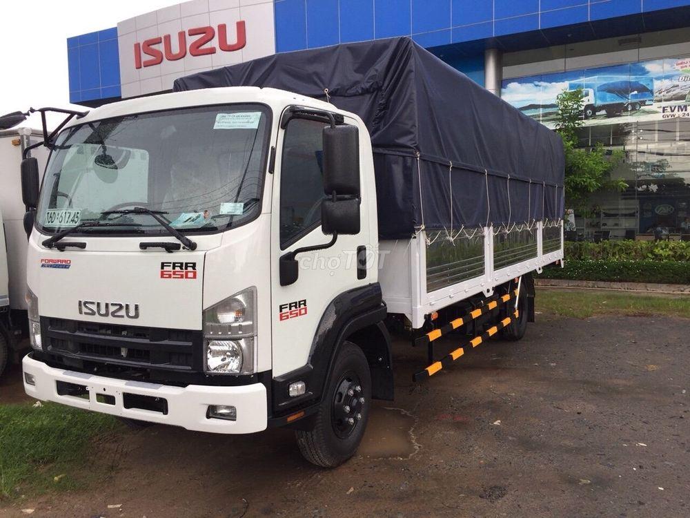 Xe tải Isuzu 7 tấn, nhập khẩu Nhật. Giá rẻ 895tr