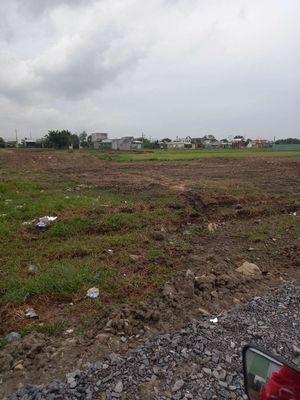 bán đất 5x33  đường Phan Văn Hớn Cầu Lớn Hóc Môn