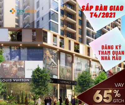 415 triệu sở hữu ngay căn hộ trung tâm Tp.Bắc Ninh