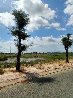 Đất nền khu đô thị kiểu mẫu thành phố Cà Mau