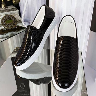 Thanh lý giày da cá nhập khẩu fullbook đủ size
