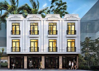 Nhà 3 tầng 42m2 vân nội đông anh hà nội