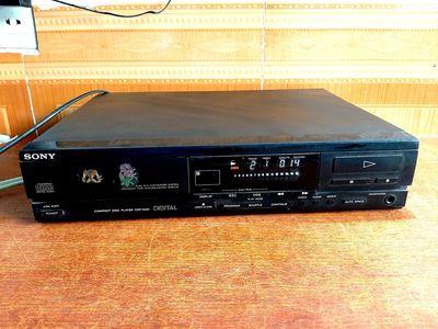 Đầu SONY CD (CDP-M55), NGUYÊN BẢN CHẠY NGON