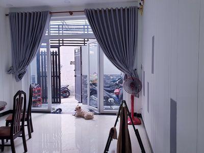 Bán nhà nhỏ 38m² Đông Hưng Thuận 2 sổ riêng ở ngay
