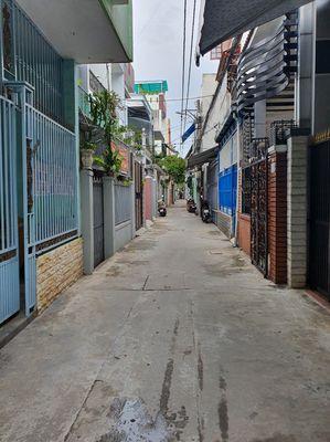 Bán nhà kiệt Lý Tự Trọng 55m2. Gần đường. Đông Nam
