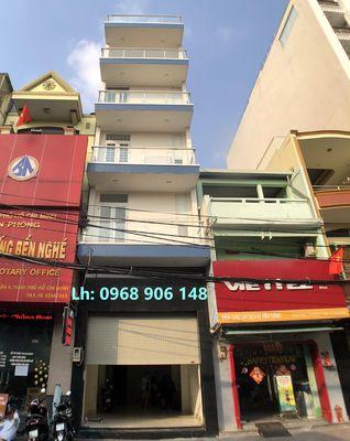 MT Lê Thạch, P12, Q4, 100m2, 5 tầng - giá 28,5 tỷ