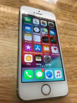 iPhone 5s Gold 32gb qte full chức năng đẹp 98%