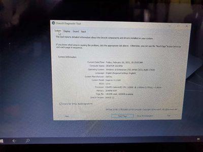 Laptop dell insprion 3168 cảm ứng
