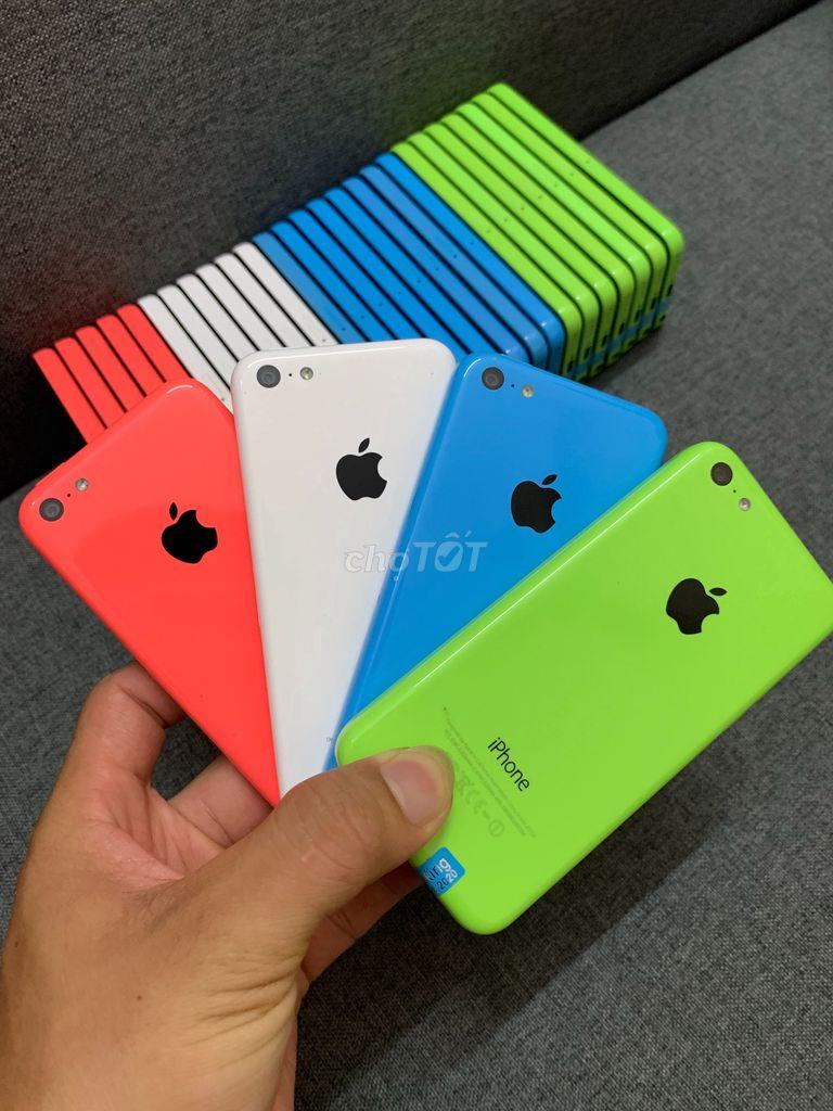 0972882866 - iPhone 5c Quốc Tế 16G Zin Đẹp Đủ Màu