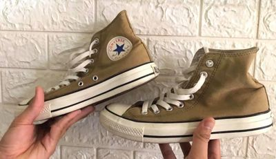 Giày converse cổ cao size 39,5