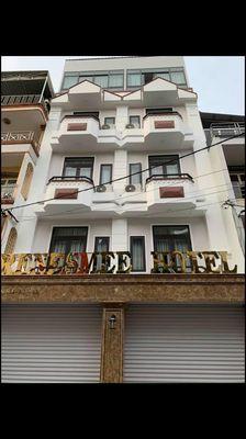 Cfê & khách sạn 144m2 mặt tiền đường số 6 p11 q6