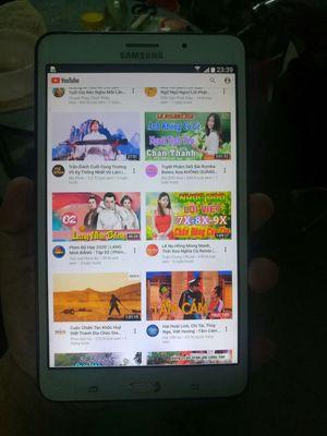 Samsung Tad 4QT Chính Hãng Màn Hình 7inch Ram 2GB