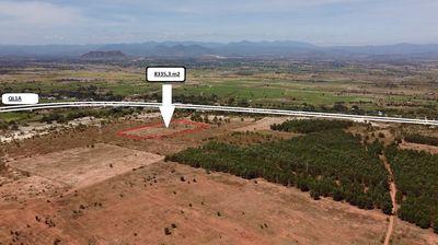 8335 m2 TT Lương Sơn cách quốc lộ 1A 300m