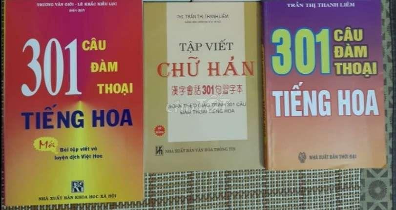 Sách học Tiếng Trung giao tiếp