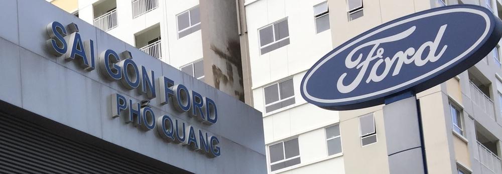 Ford Tân Bình